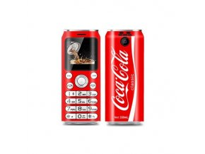 0058060 satrend k8 mini wireless dialer mini phone coca cola 510