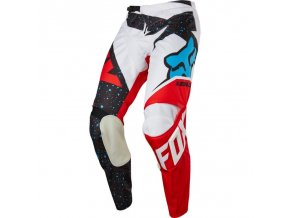 180 Nirv Pant - Red/White, MX17