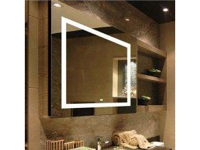 LED zrcadlo Jade 70 x 50