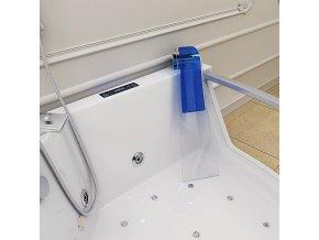 Nová luxusně vybavená hydromasážní vana !