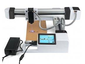 Laserový gravírovací CNC stroj s digitálním displejem