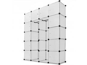 Všestranná boxová skříň - variabilně složitelná