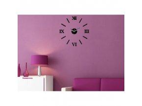 Designové nástěnné hodiny Numero