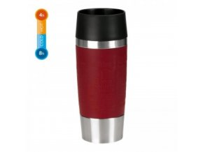 travel mug czerv 1