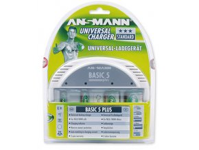 Ansmann Basic 5 Plus