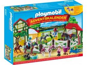 Playmobil adventskalendier 1
