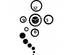 Nástěnné hodiny Blackstar