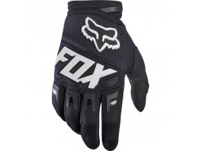 FOX Dirtpaw Race Glove - Black, MX18
