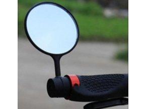 Nastavitelné zpětné zrcátko pro kolo