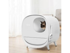 Smart toaleta pro kočky s deodorantem