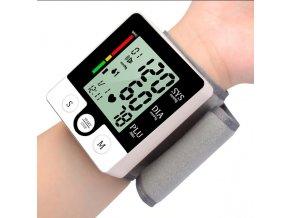 Domácí měřič krevního tlaku