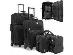 Cestovní kufry - 4 dílný set