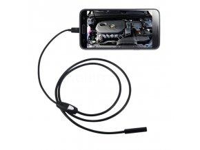 Endoskop USB microUSB kamera 2m 6LED