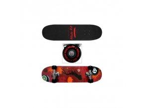 Skateboard - Atlantic Rift Design