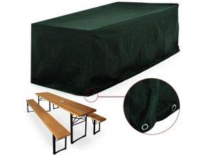 Ochraná plachta na zahradní nábytek 180x95x76cm