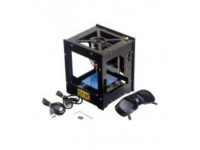 Laserový gravírovací stroj DK-BL1500mw