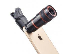 Optický zoom pro mobilní telefon 8x zoom