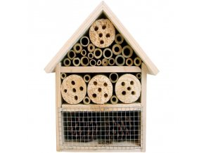 Hmyzí hotel - dům pro užitečný zahradní hmyz