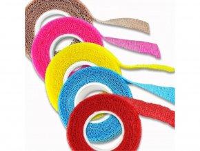 3115 textilni elasticka naplast bez lepidla 5ks