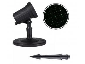 LED laserový světelný projektor dálkové ovládání vnitřní / venkovní