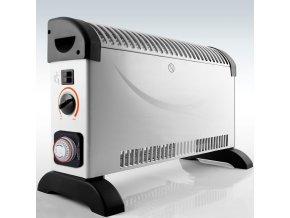 Konvektor 2000 W s časovačem topení přímotop