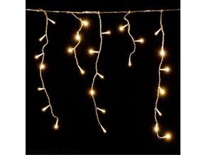 Řetěz s 200 LED žárovičkami