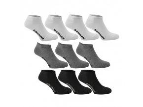 Sportovní ponožky Donnay 10 ks vel. 6-11