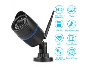 1080P 720P HD Wifi IP Wireless P2P Security CCTV