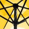 Žlutý slunečník s klikou O 3,5m