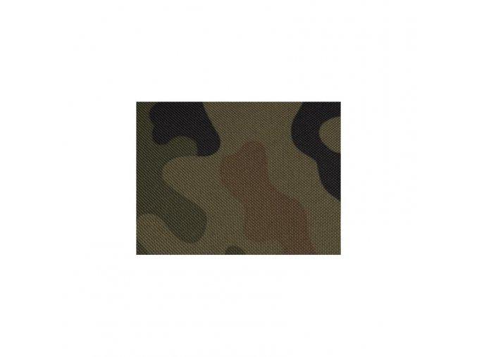 EXAM 600D kamufláž army látka wz93 (Látka 1 bm)