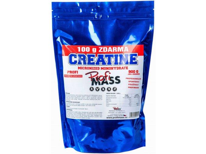 profimass 1542 profi creatine micronized monohydrate 900 100g 0