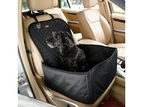 6036 4 prepravni taska do auta pro psy