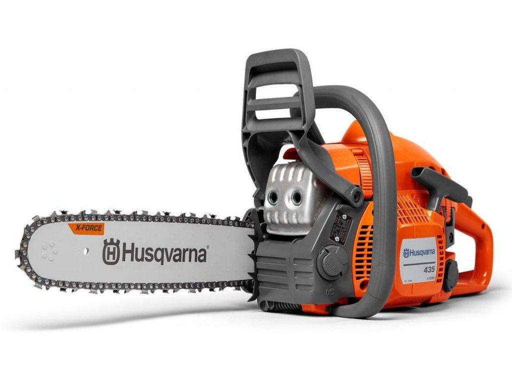 Motorová řetězová pila Husqvarna 435
