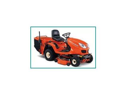 Traktorová sekačka Kubota GR 1600 II