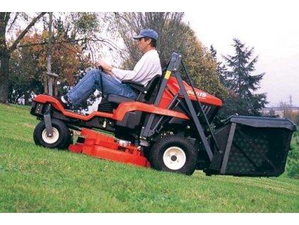 Traktorová sekačka Kubota GZD 15HD ZERO TURN