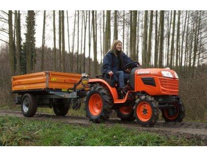 Univerzální traktor Kubota B 1220