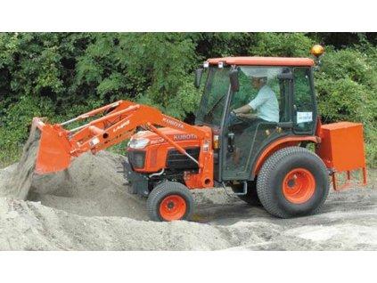 Univerzální traktor Kubota B 2530 HDB-C