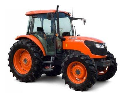 Zemědělský traktor Kubota M 9540