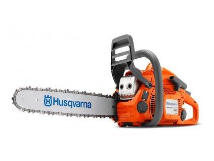X Motorová řetězová pila Husqvarna 440 e-series