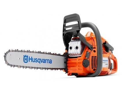 Motorová řetězová pila Husqvarna 445 e-series