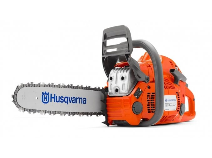 Motorová řetězová pila Husqvarna 455 e-series Rancher