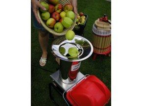 Drtič ovoce Vares Shark 1,6 kW