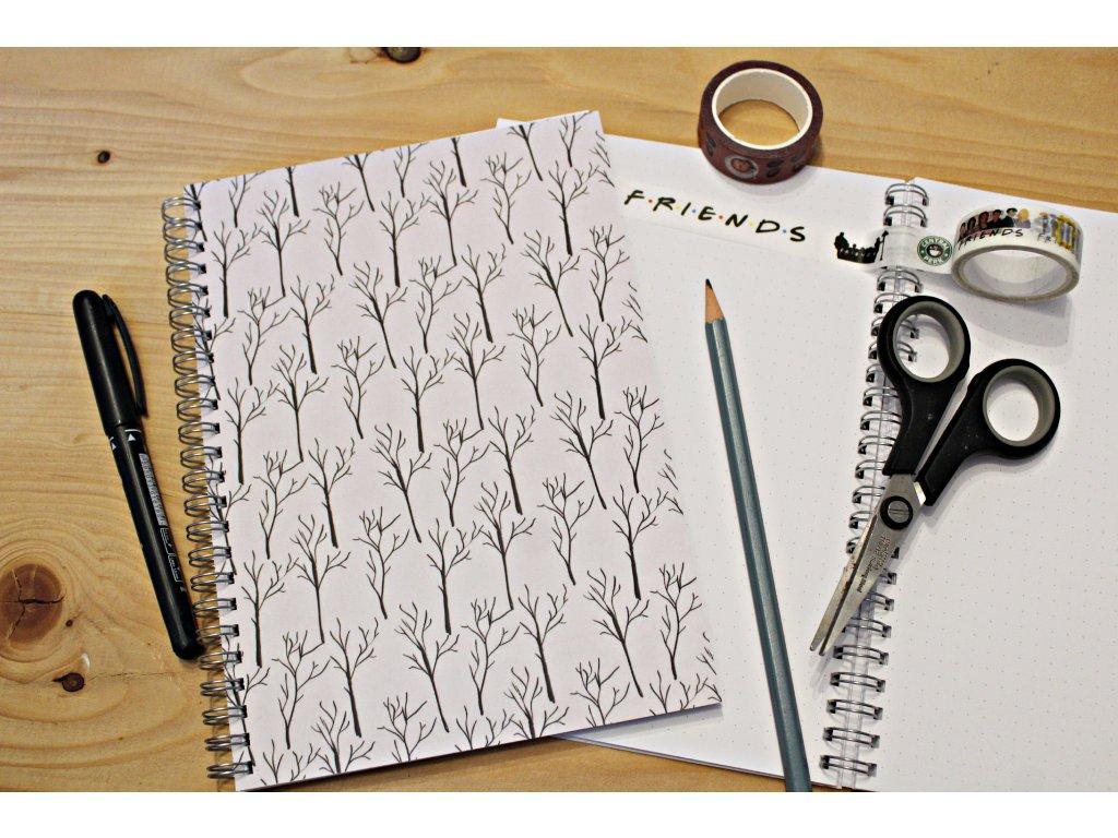 Zápisník VĚTVIČKY
