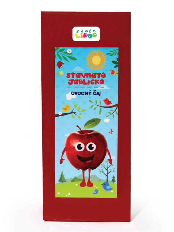 Ovocné čaje pro děti