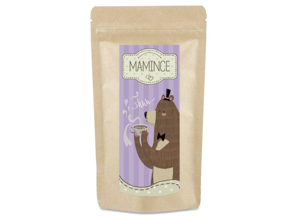 medvidkovy čaj retro mamince