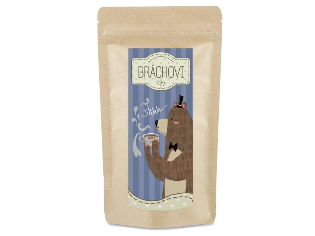 medvidkovy čaj retro brachovi