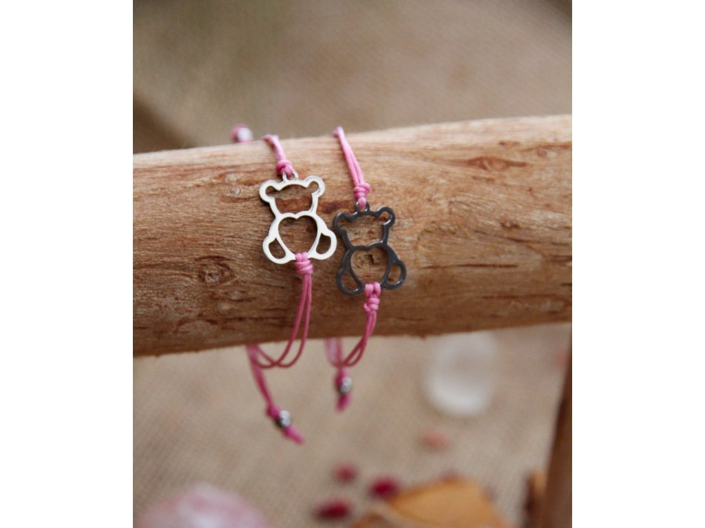 medvidek ružová