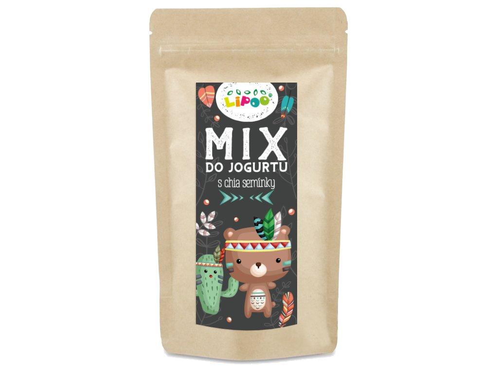 mix do jogurtu s chia