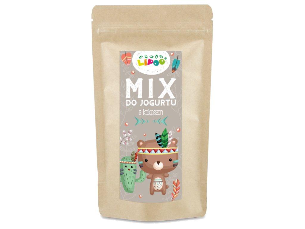 mix do jogurtu s kokosem