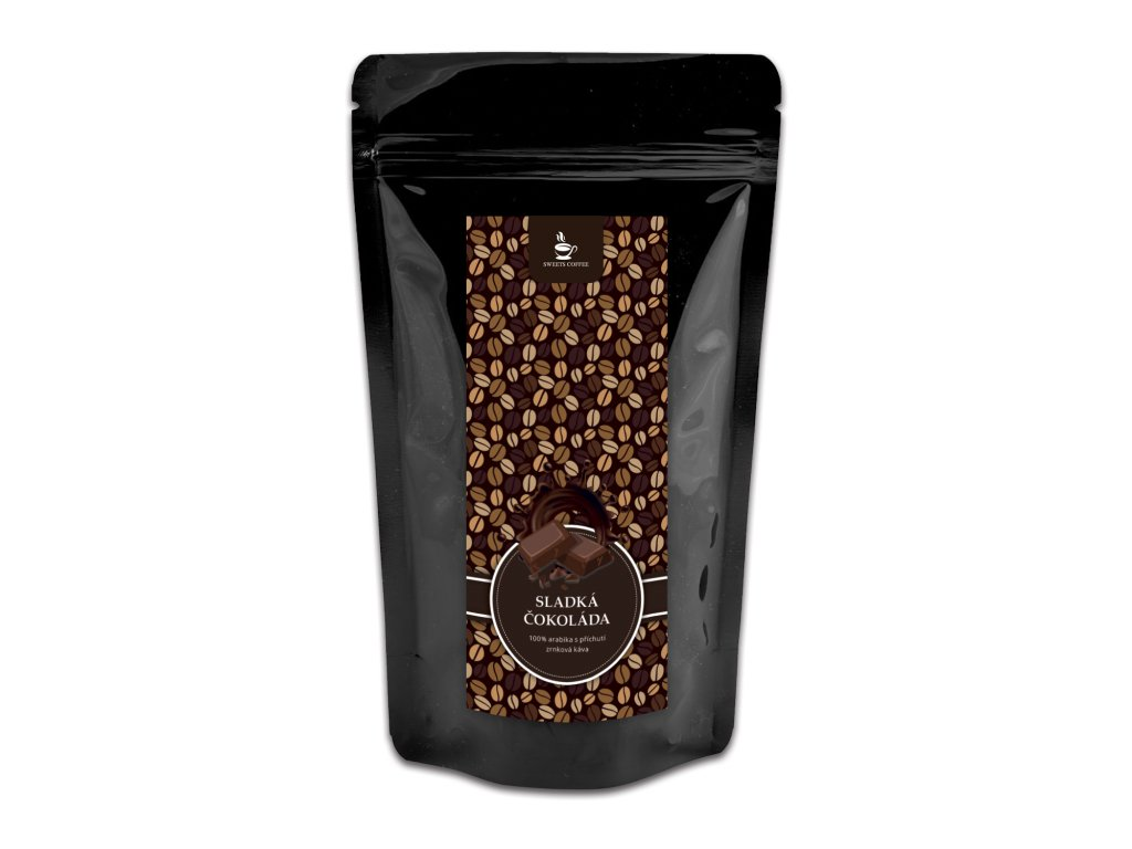 sweetscoffee sladká čokoláda